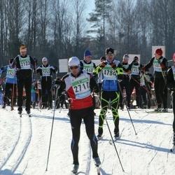 43. Tartu Maraton - Ando Meerbach (2123), David Damoizet (2717), Ahto Selter (4786)