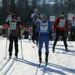 43. Tartu Maraton - Aarno Kauhanen (2056), Patrick Abner (5256)