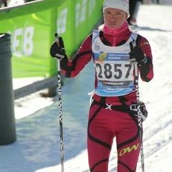 43. Tartu Maraton - Anneli Rosin (2857)