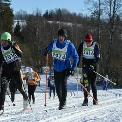 43. Tartu Maraton - Andras Kaasik (2012), Ilkka Kivi (2316)
