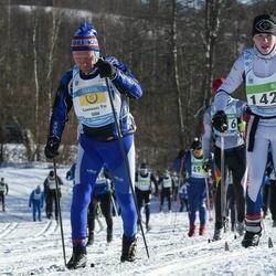 43. Tartu Maraton - Marko Rooden (1420), Tiit Laaneots (5500)