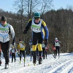 43. Tartu Maraton - Taavi Kuha (1372), Anatoly Alferov (2147)