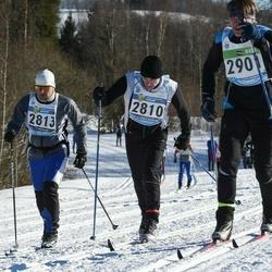 43. Tartu Maraton - Aarne Rentik (2810), Urmas Roossaar (2813), Karlis Spolitis (2901)
