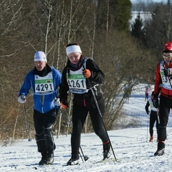 43. Tartu Maraton - Veena Randväli (4261), Bjornar Lund (4291)