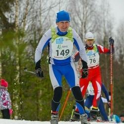 RMK Kõrvemaa Suusamaraton - Agu Lehemaa (149)