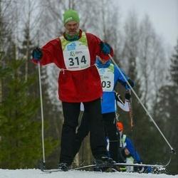 RMK Kõrvemaa Suusamaraton - Aare Tinn (314)