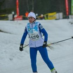 RMK Kõrvemaa Suusamaraton - Anna Peterson (1076)