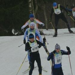 RMK Kõrvemaa Suusamaraton - Toomas Jõgeva (89), Andre Nõmm (479)