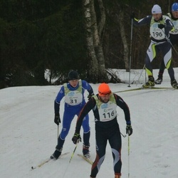 RMK Kõrvemaa Suusamaraton - Ago Teder (116)
