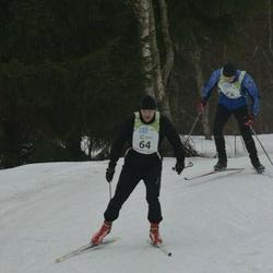 RMK Kõrvemaa Suusamaraton - Arno Proode (64)