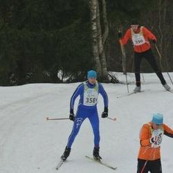 RMK Kõrvemaa Suusamaraton - Aare Veemees (358)
