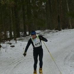 RMK Kõrvemaa Suusamaraton - Andre Nõmm (479)