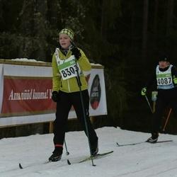 43. Tartu Maraton - Britta-Mai Nõmmik (8303)