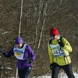 43. Tartu Maraton - Bernd Geissler (4626), Malle Poska (5536)