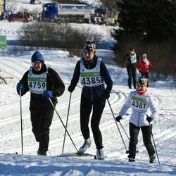 43. Tartu Maraton - Annika Remmer (4385), Piret Altosaar (4387), Aivar Rahno (4759), Ivo Raadla (5402)