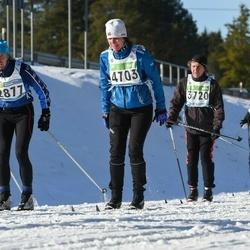 43. Tartu Maraton - Mirjo Koit (2877), Britt Randi Stokkevag (4703)