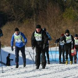 43. Tartu Maraton - Ago Käis (3911), Riho Tõnisalu (4129)