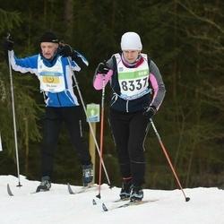 43. Tartu Maraton - Anneli Sitska (8337)