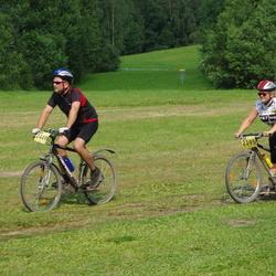 13. Honda Otepää Rattamaraton - Amanda Väiko (2395), Andrus Aleksejev (2449)