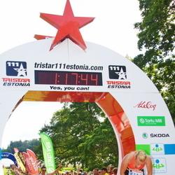 Tristar Estonia 2012 - 33.3 - Artem Karpenko (756), Rahel Allas (853)