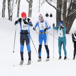 Sakala suusamaraton - 2011 - Andrus Kasekamp (13), Ago Veilberg (46), Ivar Ivanov (283)