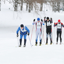 Sakala suusamaraton - 2011 - Reimo Nook (210), Tanel Kannel (212), Alari Kannel (218), Tarmo Neemela (223)