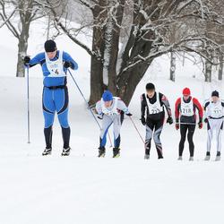 Sakala suusamaraton - 2011 - Alar Lehesmets (16), Reimo Nook (210), Tanel Kannel (212), Alari Kannel (218), Tarmo Neemela (223)
