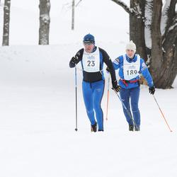 Sakala suusamaraton - 2011 - Torbjörn Köhler (23), Alar Alumaa (189)