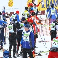 38. Tartu Maraton - Ivan Smolka (228), Heigo Rohtla (354), Taavi Raudsaar (358), Timo Vares (360), Arti Albert (452), Timo Suppi (458)