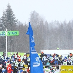 38. Tartu Maraton - Kjell Bärling (113), Aivar Käesel (115), Toivo Tasa (121)