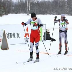 38. Tartu Maraton - Alar Savastver (30), Frederic Grandjean (84)