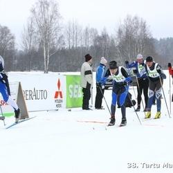 38. Tartu Maraton - Tanel Saamere (199), Markko Abel (251)