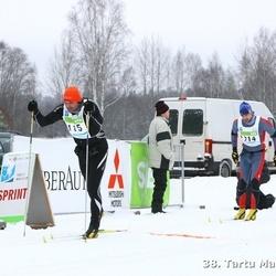 38. Tartu Maraton - Aivar Käesel (115)