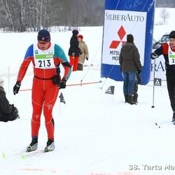38. Tartu Maraton - Art Soonets (213), Tõnu Endrekson (259)