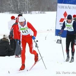 38. Tartu Maraton - Lars Atle Fretland (447), Arti Albert (452)