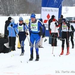 38. Tartu Maraton - Bjorn Austera (295), Aleksandr Islevski (341), Sandor Liive (347), Algimantas Staranevicius (588)