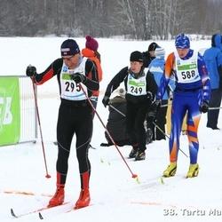 38. Tartu Maraton - Taavi Nagel (138), Priit Jaagant (249), Bjorn Austera (295), Algimantas Staranevicius (588)