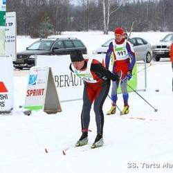38. Tartu Maraton - Arturs Grinbergs (997)