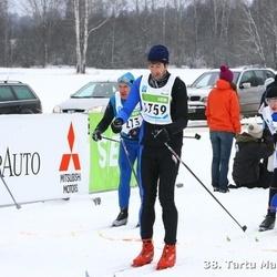 38. Tartu Maraton - Karl Teearu (330), Andre Rondestvedt (1759)
