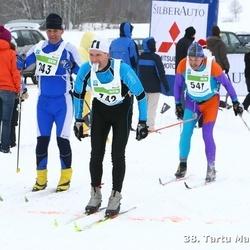 38. Tartu Maraton - Indrek Toomas (243), Eero Saari (547), Madis Müürsepp (742)
