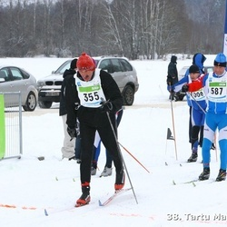 38. Tartu Maraton - Jan Fajstavr (355), Tiit Laaneots (587)