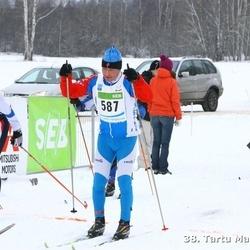 38. Tartu Maraton - Tiit Laaneots (587), Andrus Ansip (999)