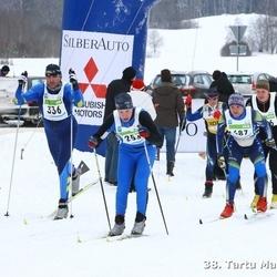 38. Tartu Maraton - Veiko Pilipenko (254), Mati Koovit (336), Arno Kits (687)