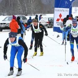 38. Tartu Maraton - Jüri Pärnik (396), Arno Kits (687)