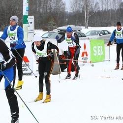 38. Tartu Maraton - Andre Pukk (524), Raul Olesk (901), Cardo Soosaar (947), Erik Saarts (1116)