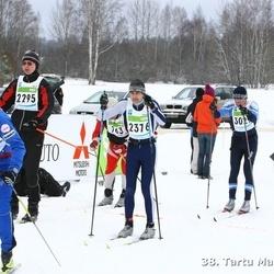 38. Tartu Maraton - Alar Alumaa (946), Veniamin Zlobin (2295), Igor Sinelnikov (2376)
