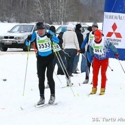 38. Tartu Maraton - Aivars Grinbergs (894), Aare Heinla (3533)