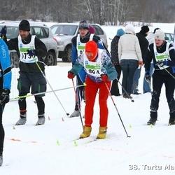 38. Tartu Maraton - Margus Lepik (931), Aare Heinla (3533)