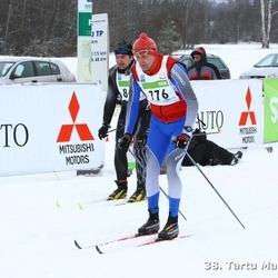 38. Tartu Maraton - Arne Kööbi (376)
