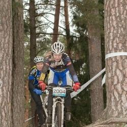 42. jalgratta talikrossi II etapp